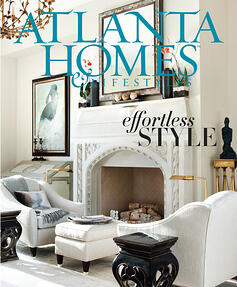 Atlanta homes and lifestyles feat FireRock