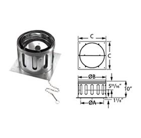 Anchor Plate with Damper