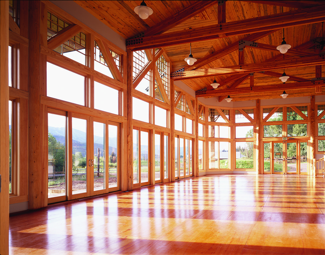 Andersen Clad Windows and Doors provided by FireRock