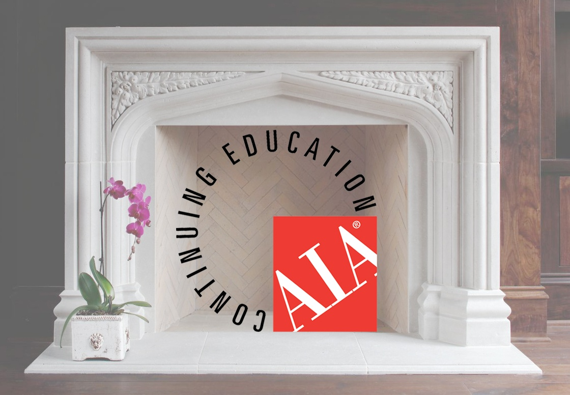 FireRock Fireplace AIA Course